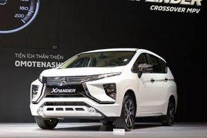 Mitsubishi Xpander lên đỉnh, vượt Toyota Vios bán chạy nhất thị trường ô tô
