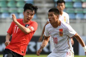 U19 Trung Quốc dừng bước ở vòng loại châu Á