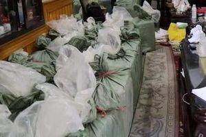 Đường dây buôn bán gần 1 tấn pháo ở Quảng Ninh