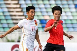 Báo Trung Quốc thừa nhận đội nhà kém U19 Lào