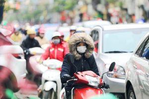 Hà Nội đón đợt không khí lạnh tăng cường vào giữa tuần