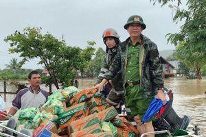 Đắk Lắk: Mưa lớn sau bão số 6, gây ngập nghiêm trọng