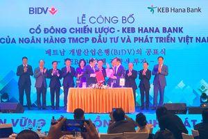 BIDV công bố đối tác chiến lược
