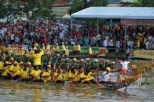 Bế mạc giải đua ghe ngo khu vực đồng bằng sông Cửu Long