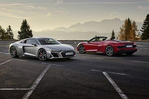 Siêu xe Audi R8 V10 RWD bán ra từ 3,8 tỷ đồng