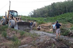 Quảng Trị: Ai đổ dầu thải ra sông Hiếu?