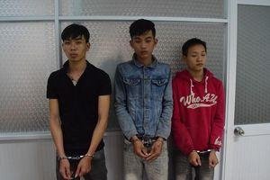 Thừa Thiên-Huế: Bắt 3 đối tượng đột nhập nhà người nước ngoài trộm cắp
