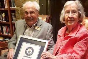 Mỹ: Cặp vợ chồng sống thọ nhất thế giới kỷ niệm 80 năm kết hôn