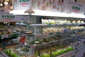 Hàn Quốc giới thiệu nông sản tiêu biểu đến người tiêu dùng Việt