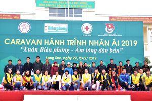 'Caravan - Hành trình nhân ái 2019' lần thứ 3 sẽ được tổ chức tại cửa khẩu Lóng Sập