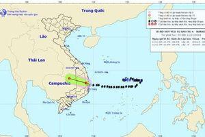 Bão số 6 suy yếu thành ATNĐ, không gây thiệt hại lớn cho vùng bị ảnh hưởng