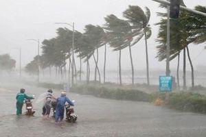 Bão số 6 suy yếu thành áp thấp nhiệt đới, cảnh báo mưa to, lũ quét