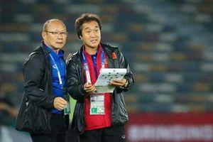 Đấu UAE và Thái Lan, HLV Park Hang Seo loại 5 tuyển thủ