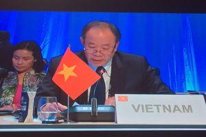 Việt Nam nỗ lực chung tay đảm bảo hòa bình trong không gian Pháp ngữ