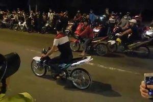'Quái xế' đua xe ở Hà Nội sẽ bị ghi hình, bêu tên