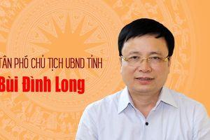 Chân dung đồng chí Bùi Đình Long