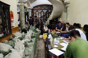 Quảng Ninh: Triệt xóa đường dây buôn bán, tàng trữ gần 1 tấn pháo nổ