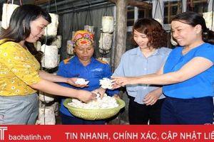 'Đánh thức' hơn 400 ý tưởng khởi nghiệp của phụ nữ Hà Tĩnh