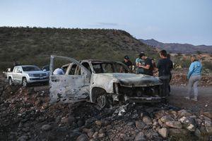 Mexico mời FBI tham gia điều tra vụ giết hại 9 công dân Mỹ