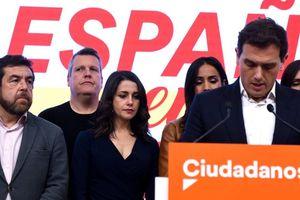 Tây Ban Nha: Thủ lĩnh đảng Ciudadanos tuyên bố từ chức