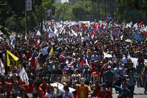 Chile thông báo sửa đổi hiến pháp