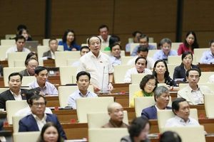ĐBQH Nguyễn Văn Thân chất vấn Thủ tướng Nguyễn Xuân Phúc 3 nội dung quan trọng