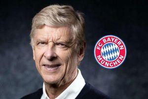 HLV Wenger khẳng định sẽ không dẫn dắt Bayern Munich
