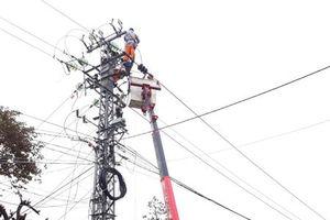 Đảm bảo cấp điện cho toàn bộ khách hàng bị sự cố