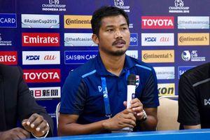 HLV Issara Sritaro từ chức vì không thể đưa U19 Thái Lan vào vòng chung kết
