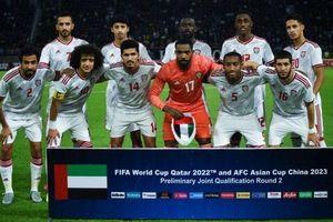 Tuyển UAE dùng 'tuyệt chiêu' của HLV Park đấu Việt Nam