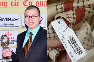 Ông chủ thương hiệu thời trang SEVEN. am nói gì trước nghi vấn cắt mác hàng Trung Quốc?