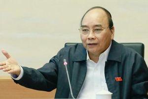 Thủ tướng Nguyễn Xuân Phúc: 'Phải có luật để bảo vệ nhà đầu tư'
