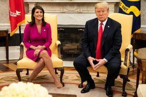 Hé lộ kế hoạch 'chống Trump' trong Nhà Trắng