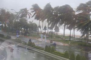 Bão số 6 dù suy yếu vẫn tiếp tục đe dọa nhiều tỉnh thành