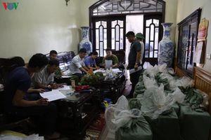Phát hiện đối tượng buôn bán, tàng trữ gần 1 tấn pháo nổ ở Quảng Ninh