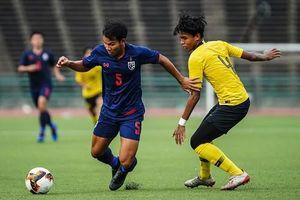 Bóng đá trẻ Thái Lan: 30 năm mới tệ thế này