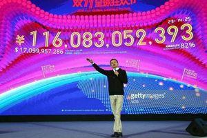Ngày độc thân ở Trung Quốc: Giao dịch đạt 10 tỷ NDT trong 1'36 giây