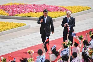Trung Quốc muốn xây dựng mối quan hệ hình mẫu với Hy Lạp
