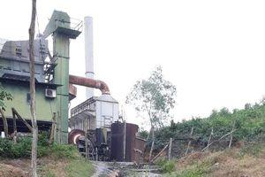 Tìm ra thủ phạm để tràn 200 lít dầu thải ra đầu nguồn sông ở Quảng Trị