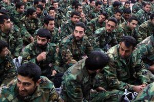 Lực lượng mặt đất IRGC được trang bị UAV và tên lửa có độ chính xác cao