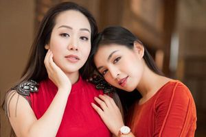 Tái xuất sau khi sinh con, Ngô Phương Lan đảm nhận vai diễn đặc biệt trong show thời trang