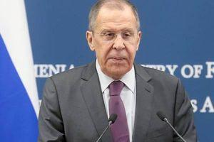 Ngoại trưởng Nga: Nỗ lực kiểm soát các mỏ dầu ở Syria của Mỹ là bất hợp pháp