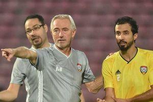 UAE chỉ tập một buổi làm quen sân trước trận gặp Việt Nam