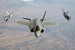 F-16 Mỹ tập trận cùng F-35 Israel: Thông điệp lạnh tới Iran?
