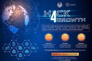 Cuộc thi Hack4Growth: 'Tinh luyện' ý tưởng thành cơ hội khởi nghiệp