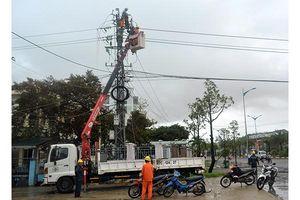 Các địa phương khắc phục thiệt hại do bão số 6