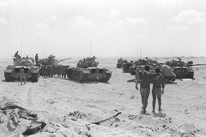 Giải mã trận đánh xe tăng lớn nhất hậu Thế chiến 2