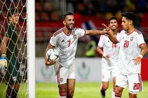 UAE có quyết định lạ trước chuyến làm khách tại Mỹ Đình