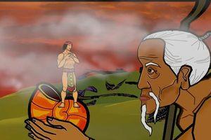 Ra mắt phim hoạt hình 'Truyền thuyết đảo xa'