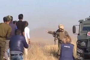 Mưa đá từ người Kurd ở Syria bắt đầu bay 'có chọn lọc'